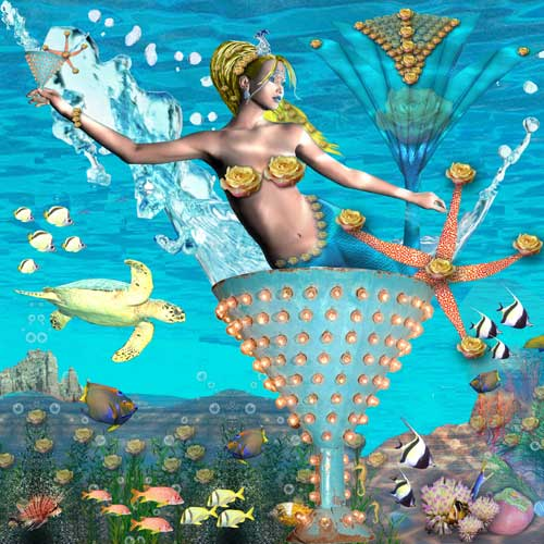 "<a href=""/node/455"">QUEEN MERMAID</a>"