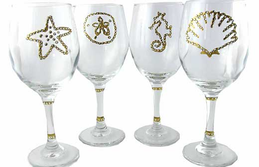"<a href=""/node/453"">BLING WINE GLASSES</a>"